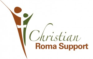 Logo Christian Roma Support (CRS)