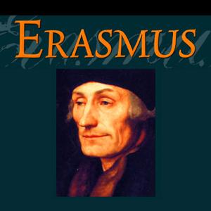 Sti. ter bevordering van de uitgave van de volledige correspondentie van Desiderius Erasmus logo 1