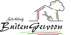 Logo Buiten Gewoon (Stichting)