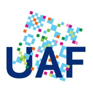 Vluchteling-Studenten UAF logo 1