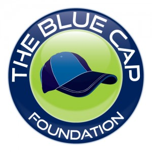 The Blue Cap Foundation logo 1