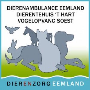 Logo DierenZorg Eemland (Stichting)