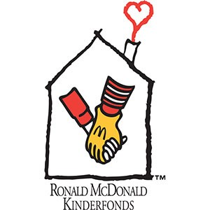 Logo Ronald McDonald Kinderfonds