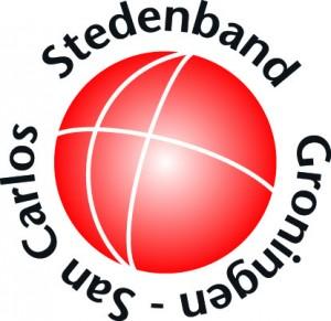 Logo Stedenband Groningen-San Carlos
