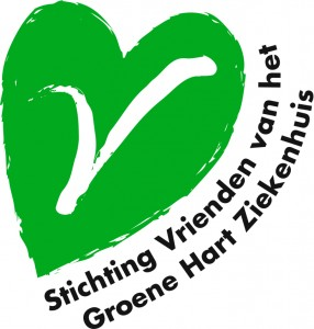 Logo Vrienden van het Groene Hart Ziekenhuis (GHZ)