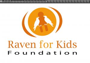 Logo Raven for Kids Foundation