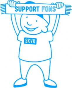 Logo Support Fons