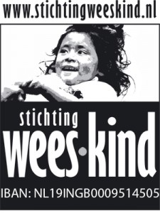 Wees Kind (Stichting) logo 1