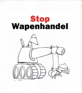 Logo Stop Wapenhandel