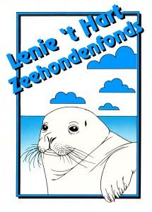 Lenie 't Hart Zeehondenfonds logo 1