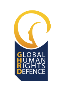 Global Human Rights Defence logo 2