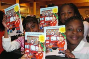 Ieder Kind een eigen Boek logo 1
