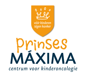 Prinses Máxima Centrum voor kinderoncologie logo 1
