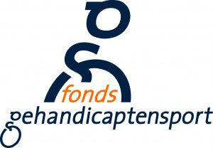 Fonds Gehandicaptensport logo
