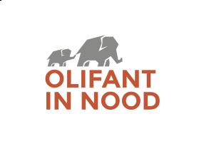 Logo Stichting Olifant in Nood