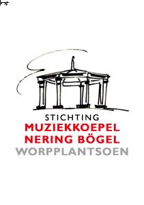 Muziekkoepel Nering Bögel Worpplantsoen Deventer logo 1