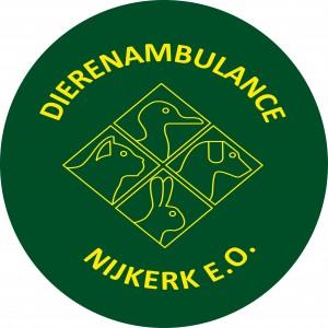 Logo Stichting Dierenambulance Nijkerk eo