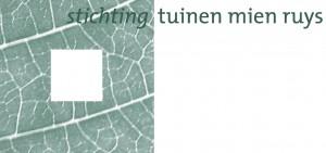 Stichting Tuinen Mien Ruys logo 1