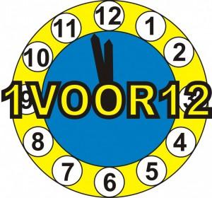 Logo 1 voor 12 Suriname