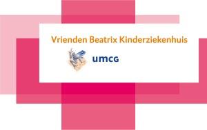 Vrienden Beatrix Kinderziekenhuis logo 1