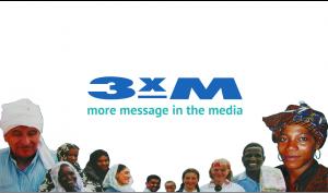 3xM (Stichting) logo 1