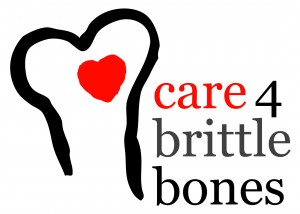 Logo Stichting Care4BrittleBones