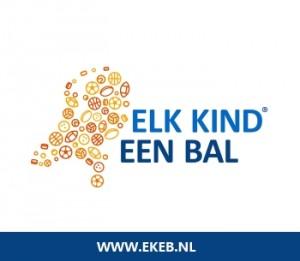 Stichting Elk Kind Een Bal logo 1