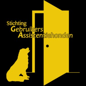 Stichting Gebruikers Assistentiehonden logo 1