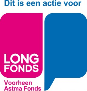 Logo Longfonds (voorheen Astma Fonds)