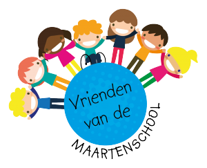 Stichting Vrienden van de Maartenschool logo 1