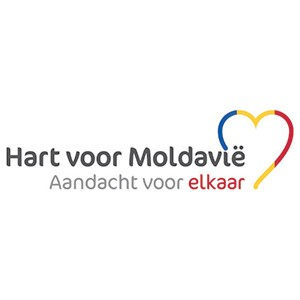 Hart voor Moldavië logo 2