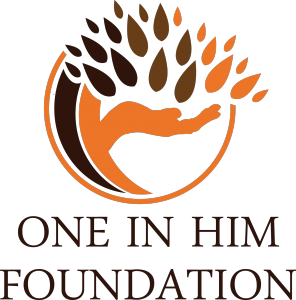 One in Him Foundation logo 1