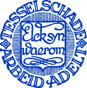 Tesselschade Arbeid Adelt logo 1