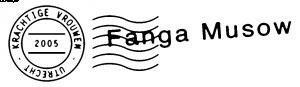 Logo Fanga Musow