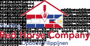 Logo Stichting Red Horse Company opbouw Filippijnen