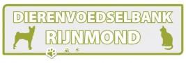 Dierenvoedselbank Rijnmond logo 1