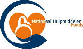 Logo Nationaal Hulpmiddelen Fonds