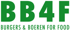 Burgers & Boeren for Food (BB4Food) logo 1