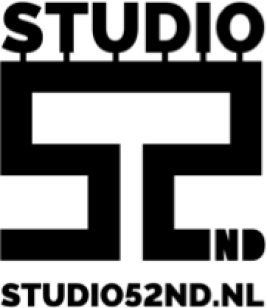Studio 52nd (Stichting) logo 1