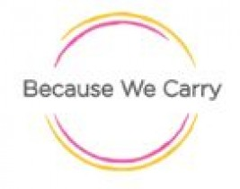 Because We Carry logo 2
