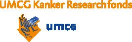 UMCG Kanker Researchfonds logo 1