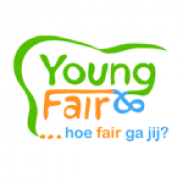 Young & Fair (Stichting) logo 1