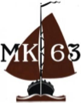 Stichting Behoud Zuiderzeebotter MK 63 logo 2