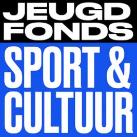 Logo Jeugdfonds Sport & Cultuur Nederland
