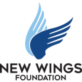 Logo Stichting New Wings