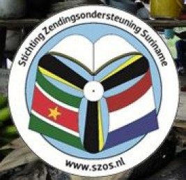 Stichting Zendingsondersteuning Suriname (SZOS) logo 1