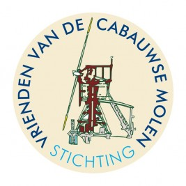 Stichting Vrienden van de Cabauwse Molen logo 1