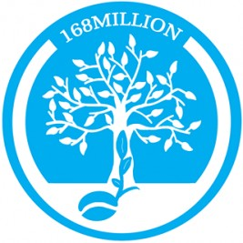 168Million logo 1