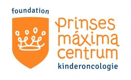 Logo Prinses Máxima Centrum voor kinderoncologie