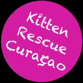 Logo Kitten Rescue Curacao Foundation